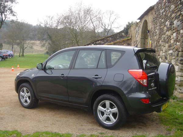 toyota rav4 2006 review amazing pictures and images look at the car. Black Bedroom Furniture Sets. Home Design Ideas