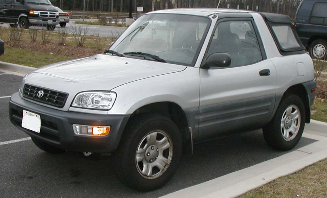 Toyota RAV4 2006 photo - 3