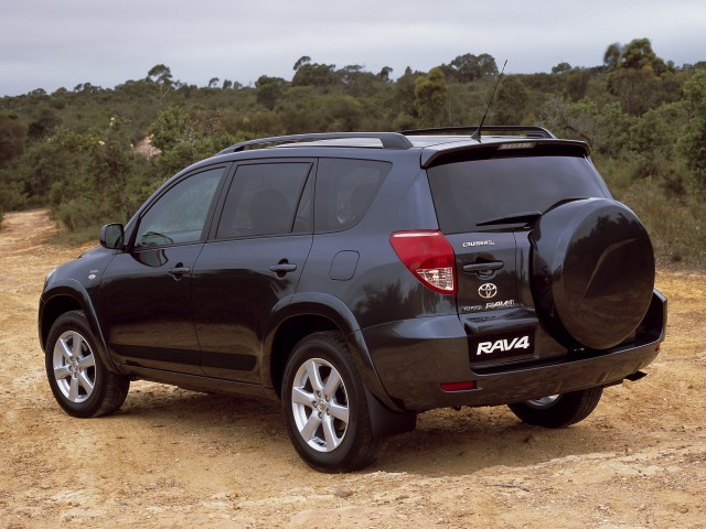 Toyota RAV4 2006 photo - 4