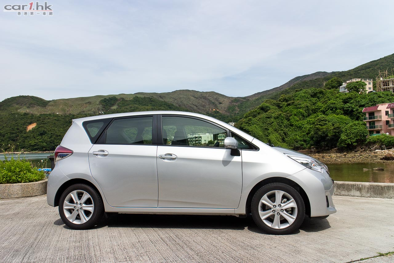 Sienna Hybrid >> Toyota Ractis 2014: Review, Amazing Pictures and Images – Look at the car