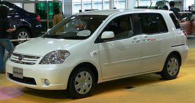 Toyota raum 2007 photo - 3