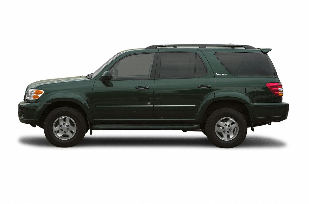 Toyota Sequoia 2004 photo - 5