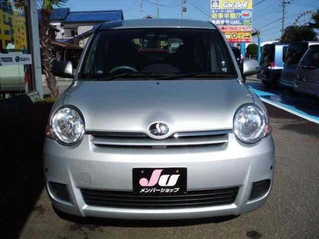 Toyota sienta 2008 photo - 2