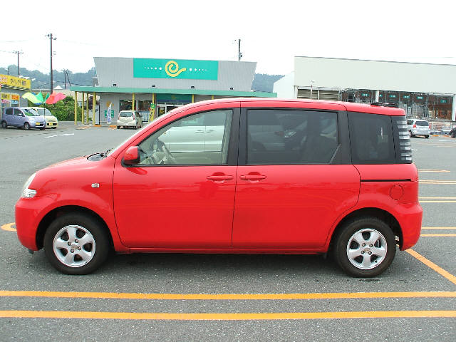 Toyota sienta 2008 photo - 4