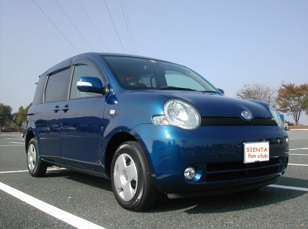 Toyota sienta 2008 photo - 5