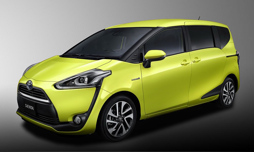 Toyota sienta 2015 photo - 3