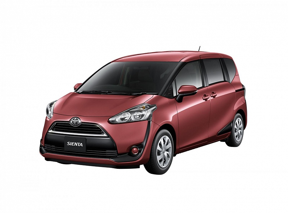 Toyota sienta 2015 photo - 4