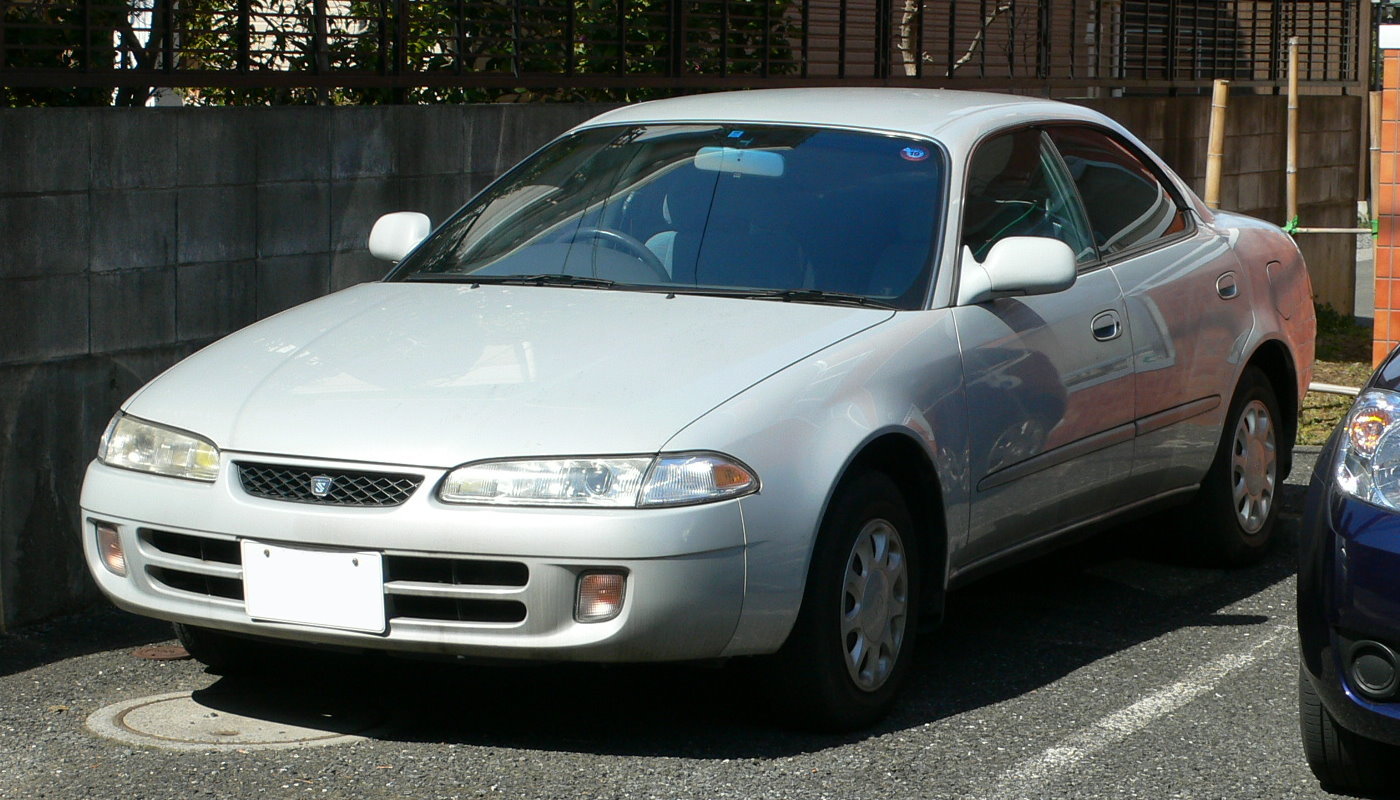 Toyota Sprinter 1998 photo - 2