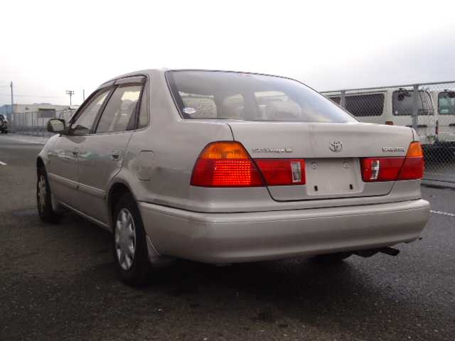 Toyota Sprinter 1998 photo - 4