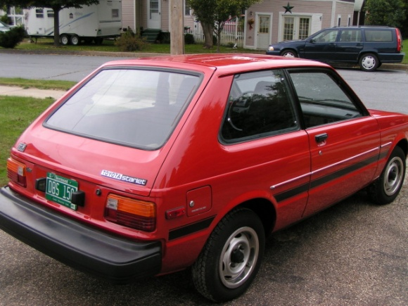 Toyota Starlet 1978 photo - 2