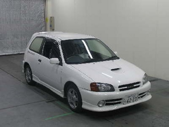 Toyota Starlet 1997 photo - 1