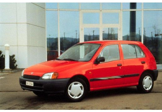 Toyota Starlet 1997 photo - 5