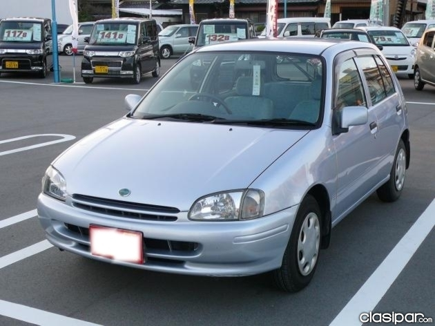 Toyota Starlet 1999 photo - 5