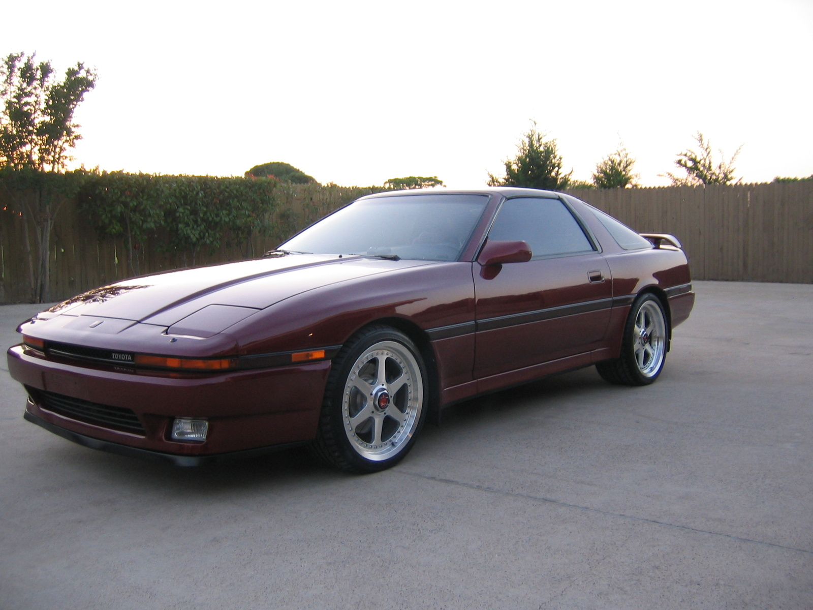 Toyota supra 1988 photo - 4