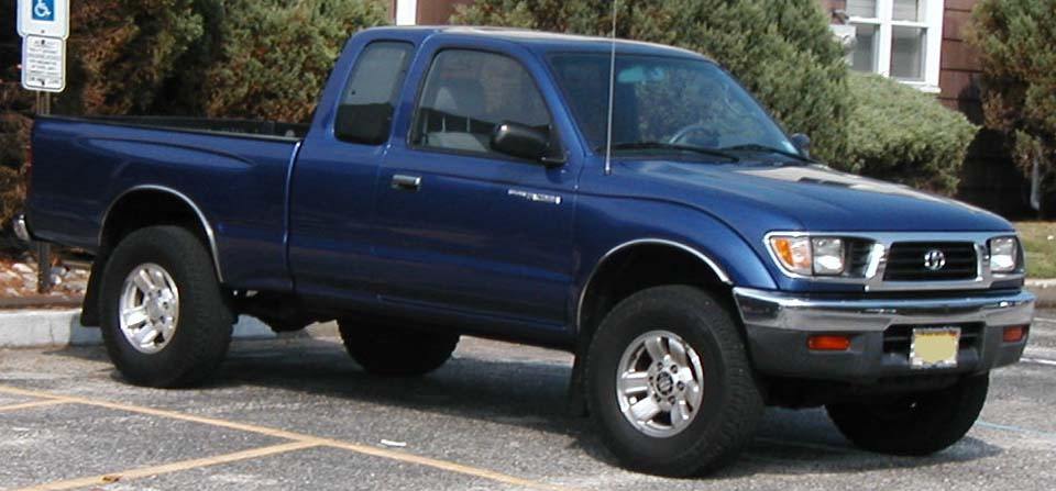 Toyota Tacoma 1990 Review Amazing Pictures And Images