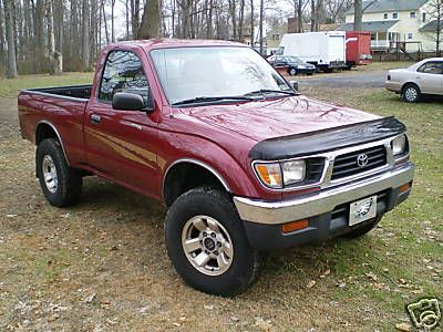 Toyota Tacoma 1997 photo - 2
