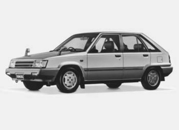 Toyota Tercel 1982 photo - 1