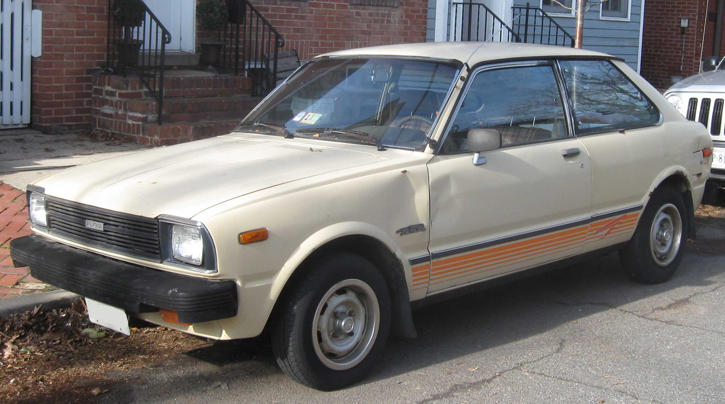 Toyota Tercel 1982 photo - 2
