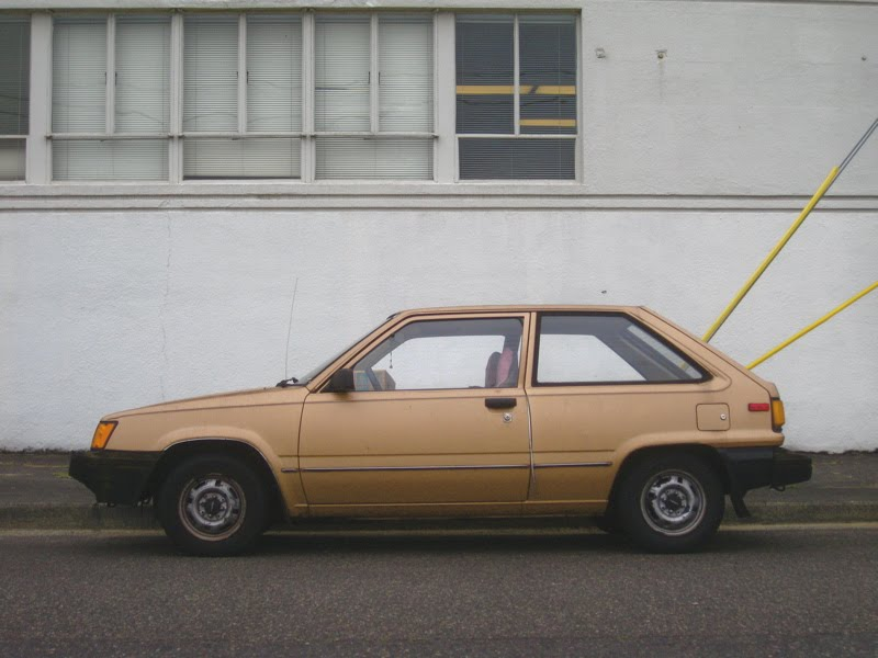 Toyota Tercel 1982 photo - 4