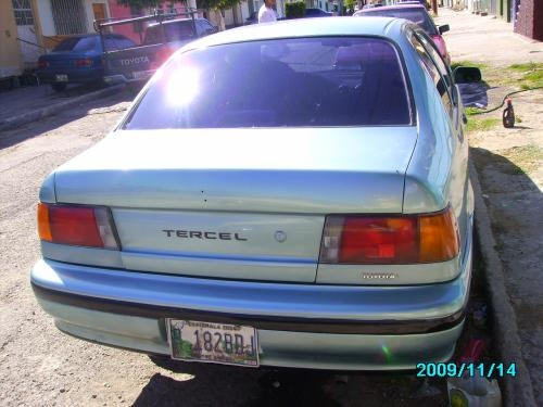 Toyota tercel 1994 photo - 5