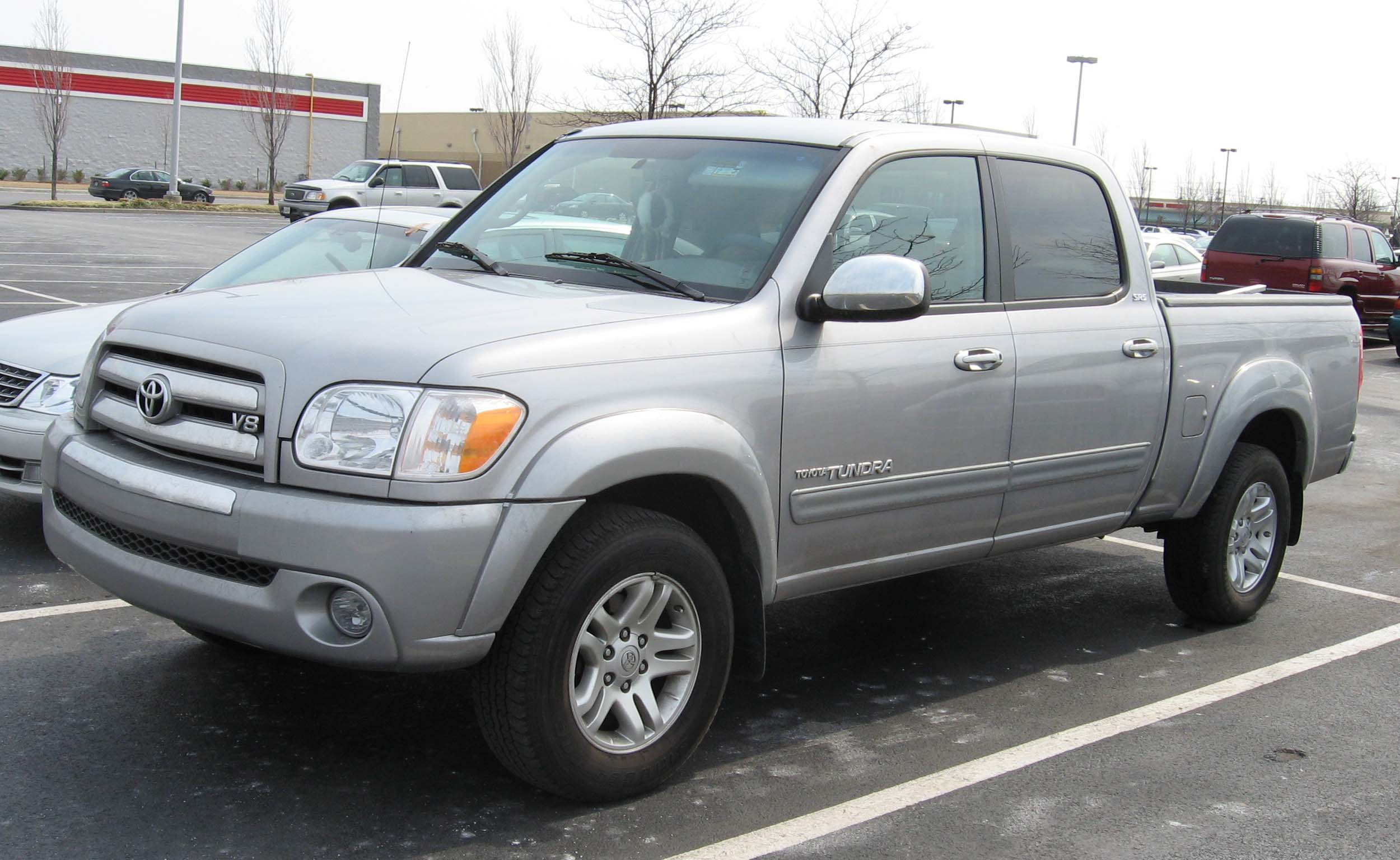Toyota Tundra 2007 photo - 2