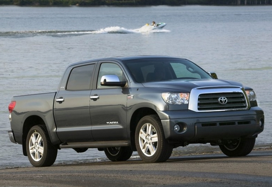 Toyota Tundra 2007 photo - 3