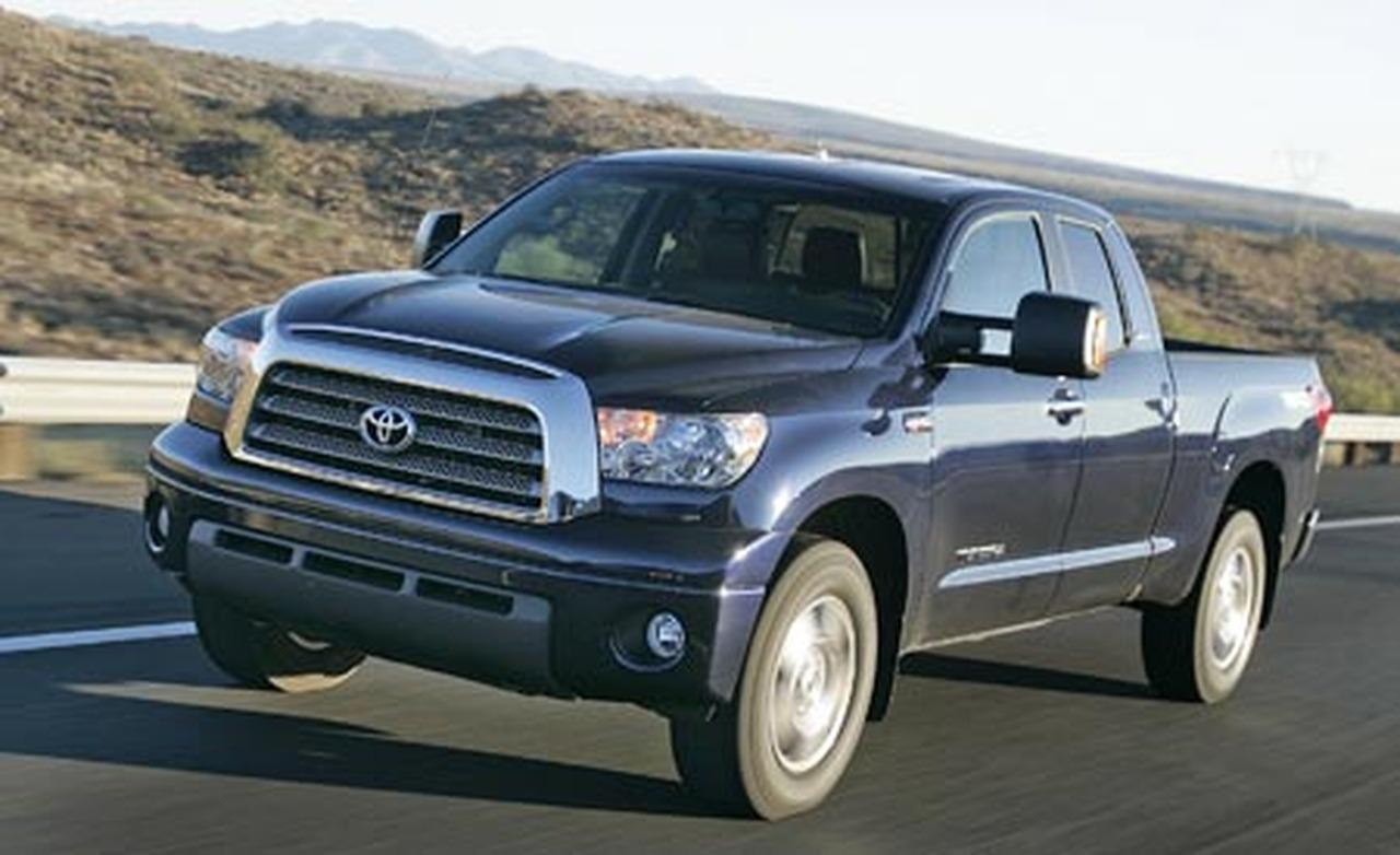 Toyota Tundra 2007 photo - 5