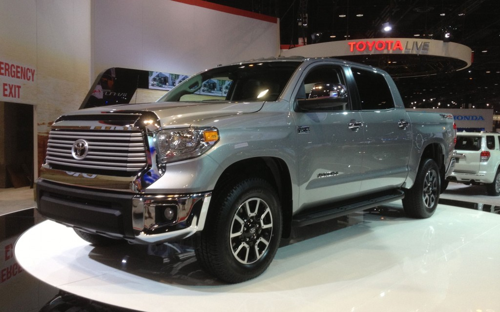 Toyota Tundra 2013 photo - 3