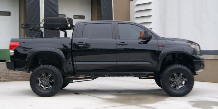 Toyota Tundra Crewmax 2015 Review Amazing Pictures And