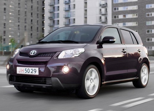 Toyota Urban Cruiser 2009 photo - 3