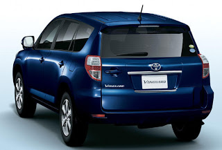 Toyota Vanguard 2013 photo - 4
