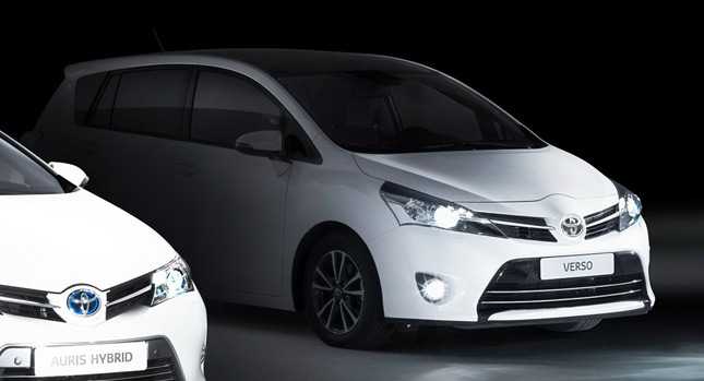 Toyota verso 2013 photo - 1