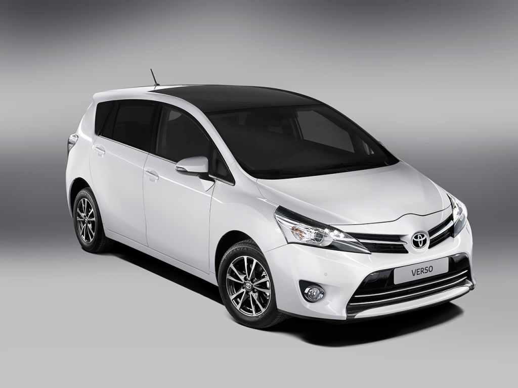 Toyota verso 2013 photo - 3