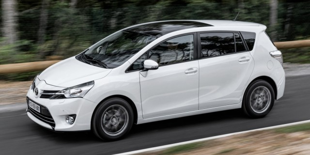 toyota verso 2014 review amazing pictures and images look at the car. Black Bedroom Furniture Sets. Home Design Ideas
