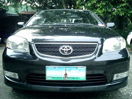 Toyota Vios 2005 photo - 2