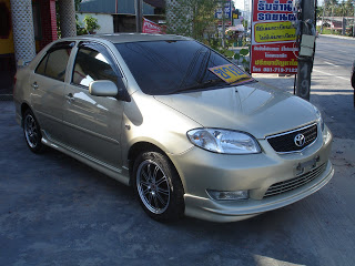 Toyota Vios 2005 photo - 4