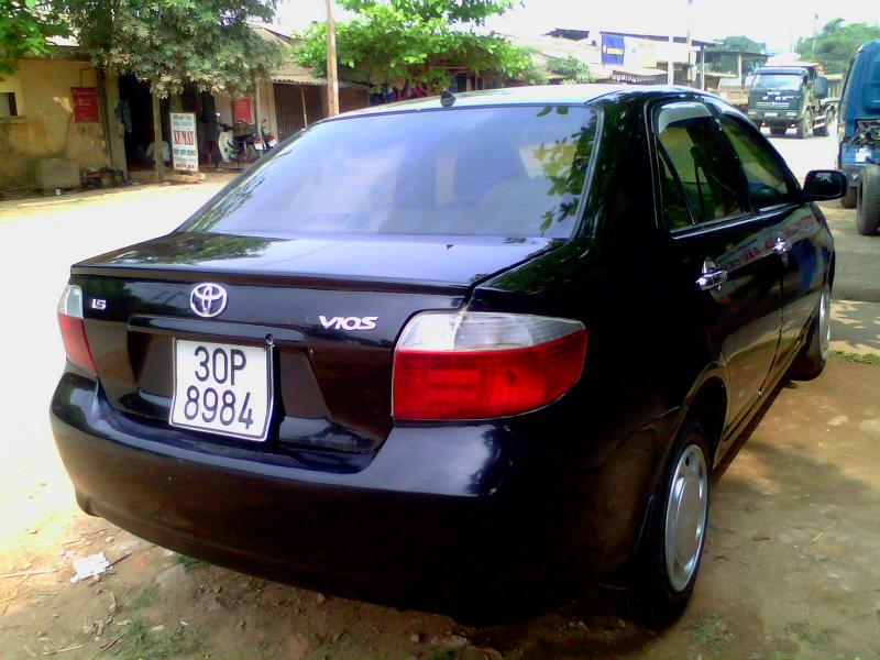 Toyota Vios 2005 photo - 5