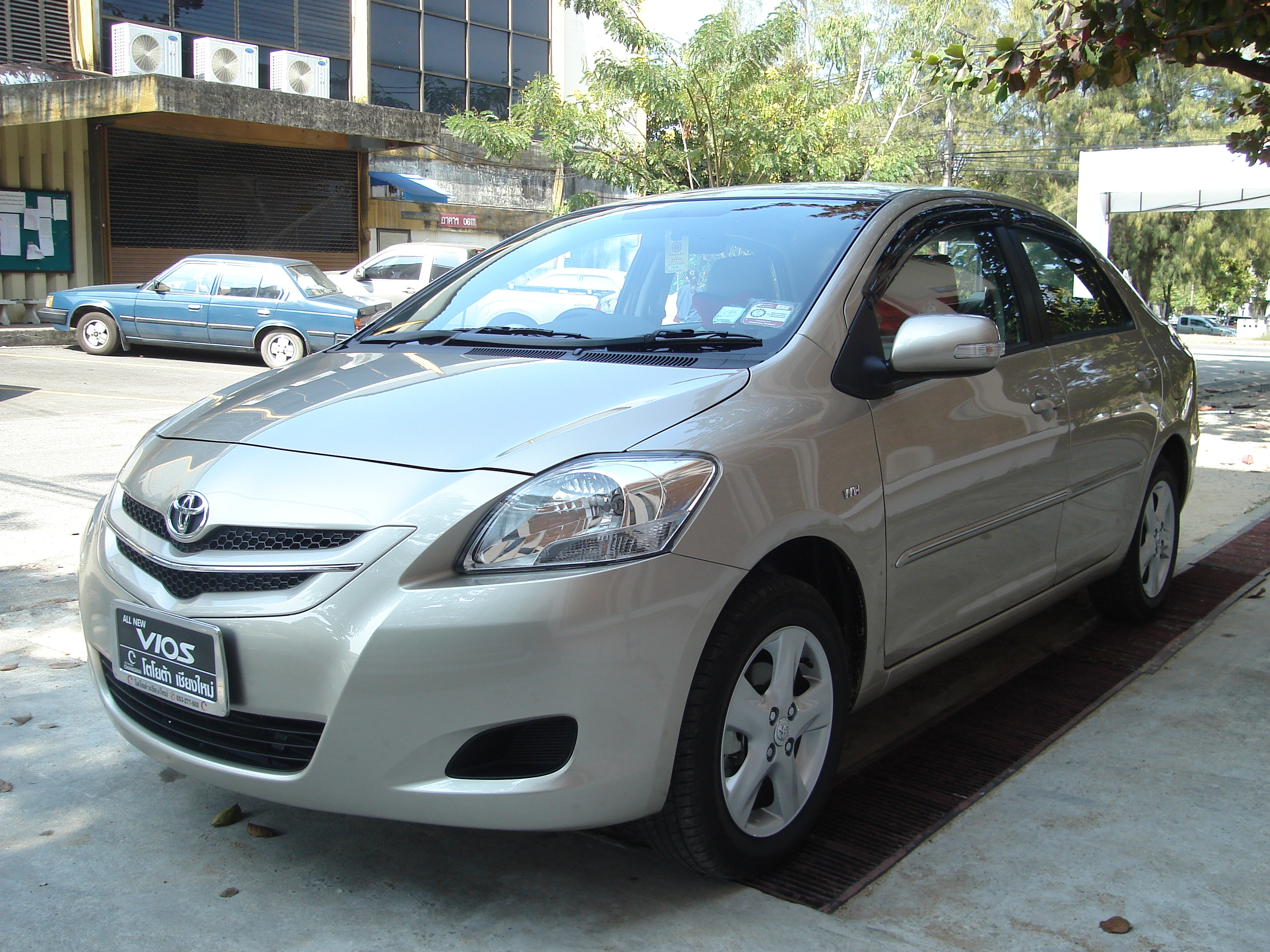 Toyota vios 2008 photo - 1
