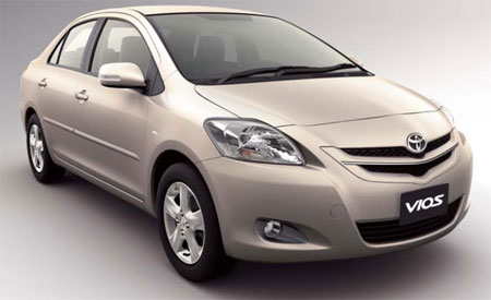 Toyota vios 2008 photo - 2