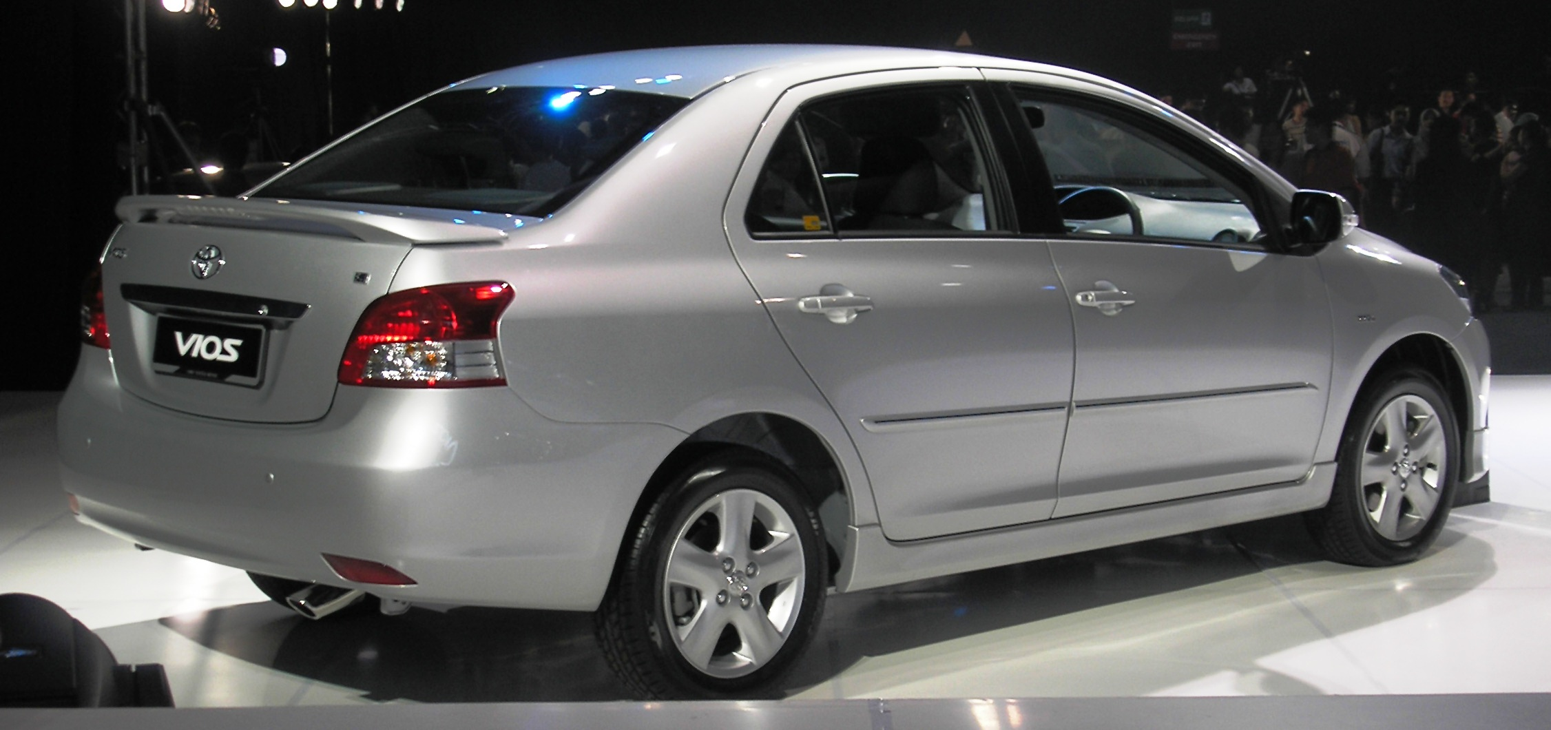 Toyota vios 2008 photo - 3