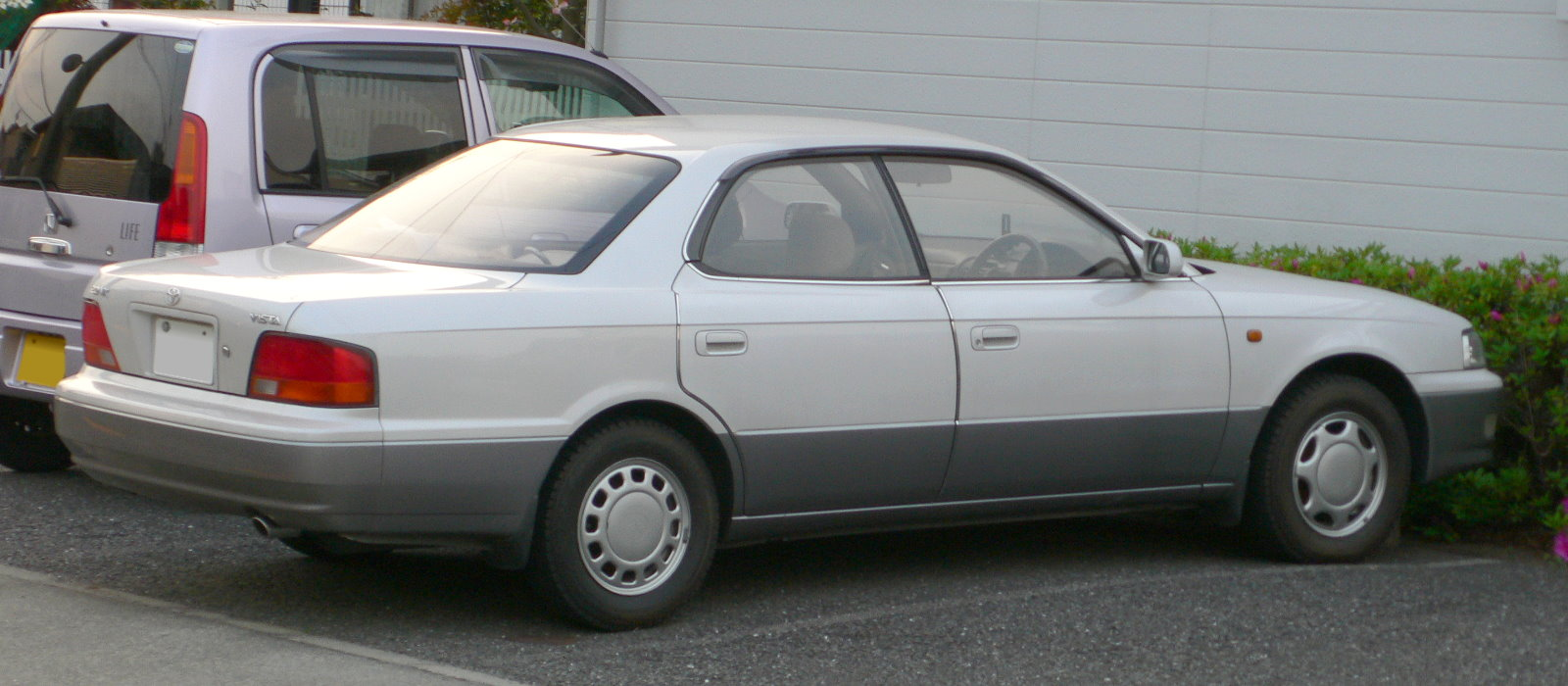 Toyota vista 1996 photo - 1