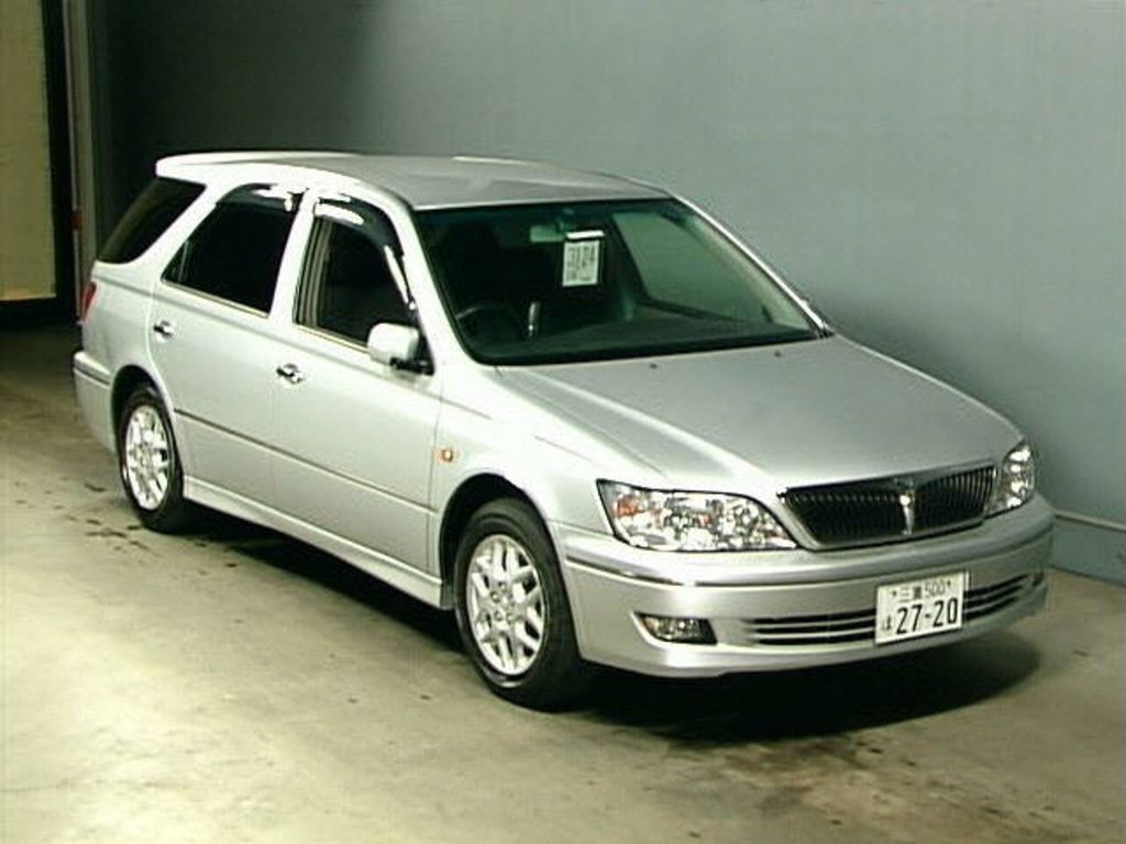 Toyota Vista 2002 Review Amazing Pictures And Images