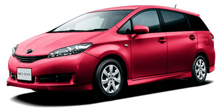 Toyota wish 2010 photo - 3