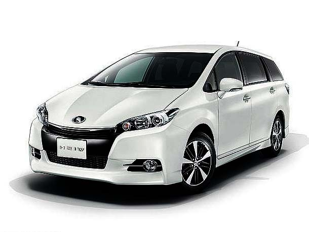 Toyota Wish 2015 Review Amazing Pictures And Images