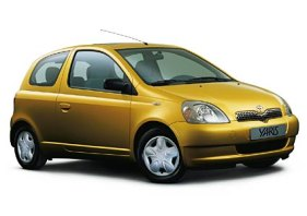 Toyota Yaris 1999 photo - 2