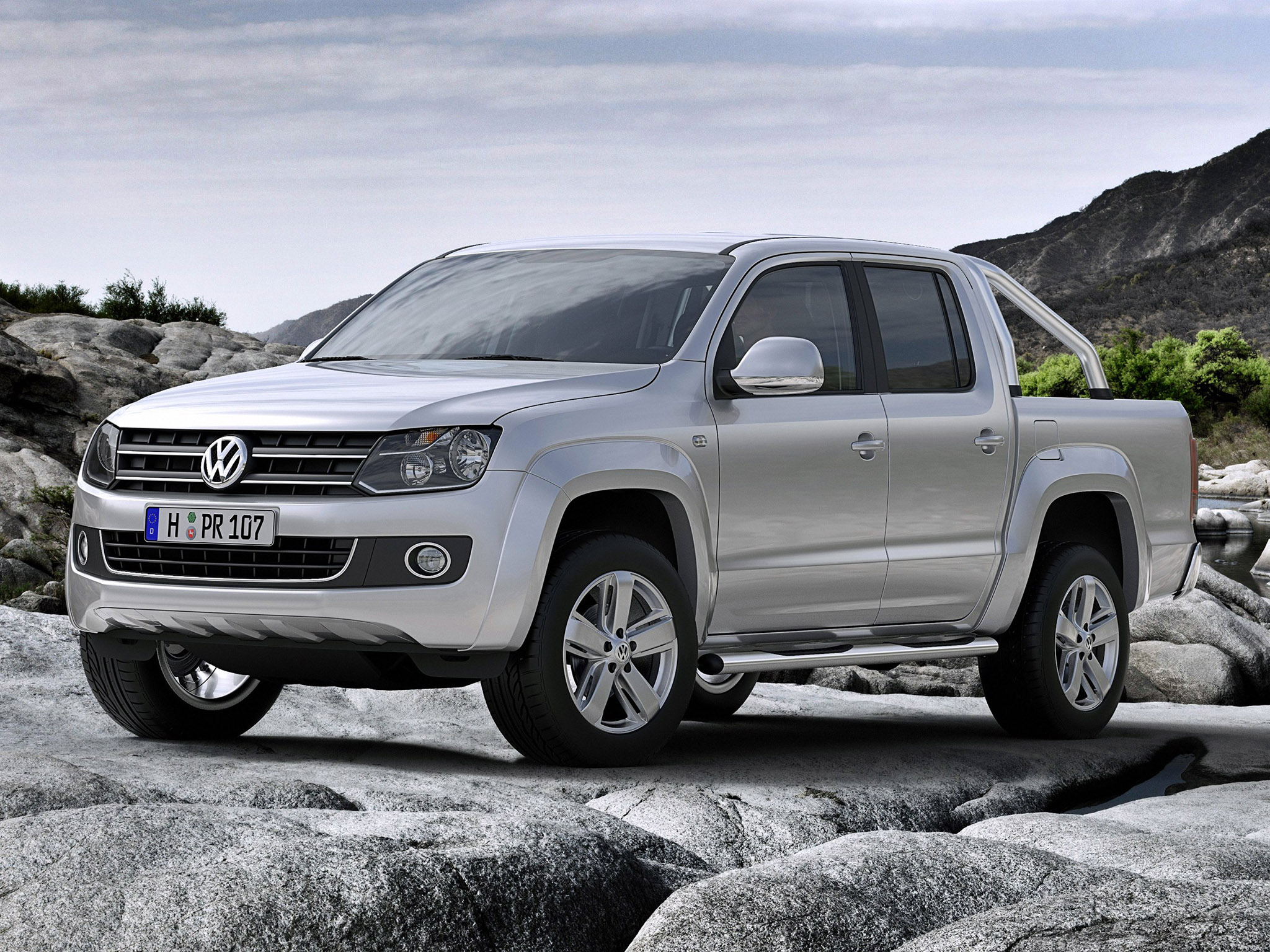 Volkswagen Amarok 2010 photo - 2