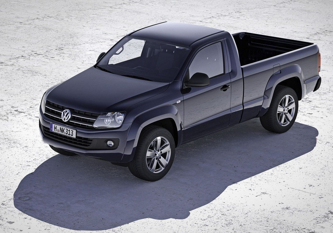Volkswagen Amarok 2010 photo - 3