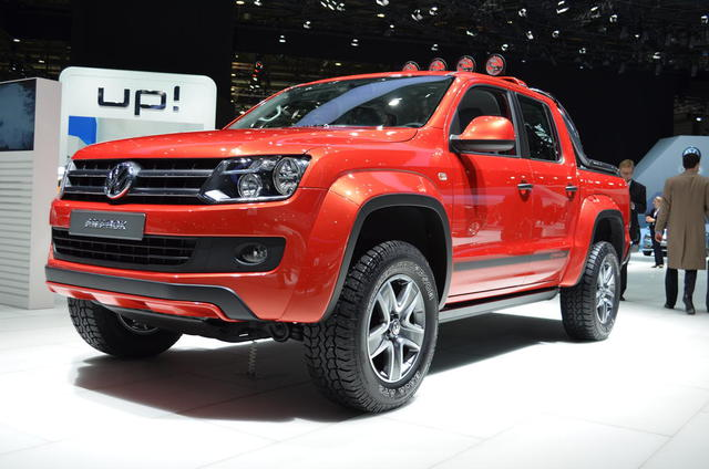 Volkswagen Amarok 2012 photo - 1