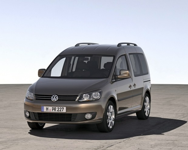 Volkswagen Caddy 2014 photo - 3
