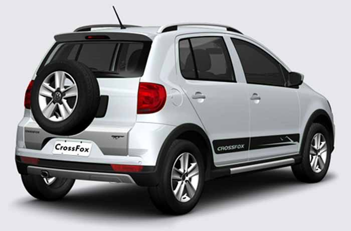 Volkswagen CrossFox 2013 photo - 3